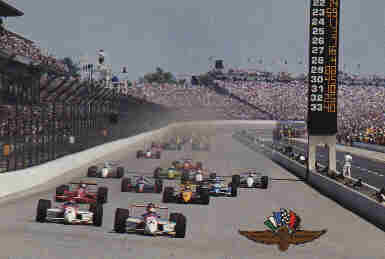 Indianapolis Motor Speedway-more